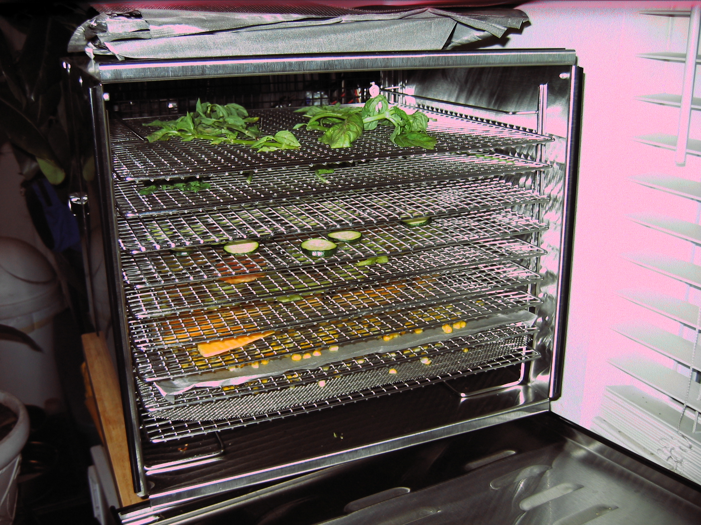 long term food storage how long does dehydrated food last & How to Dehydrate Foods for Long Term Storage - ThePrepperProject.com