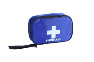 Always have a first aid kit on hand