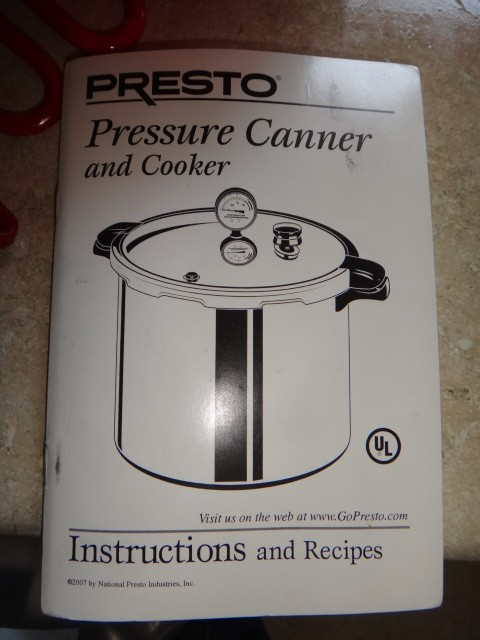 Pressure canner (15)