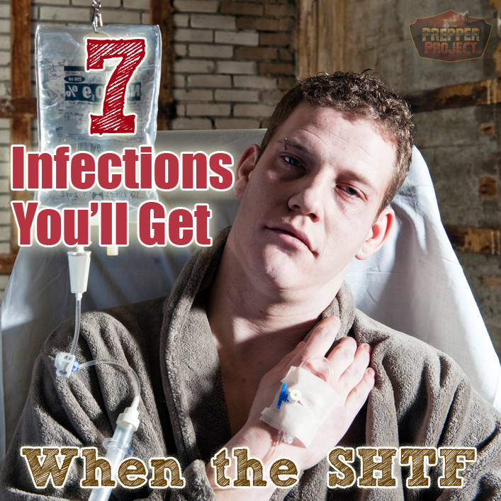 7 infections