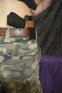 Where you can concealed carry your gun