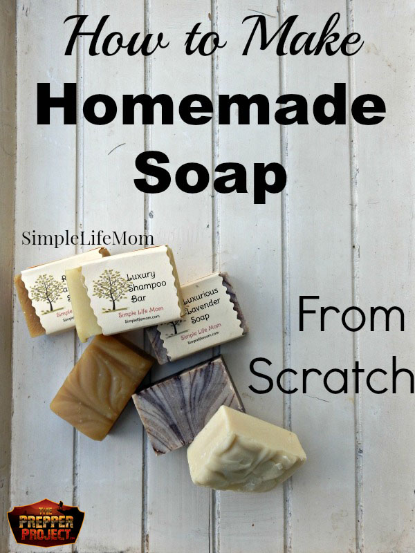 How-to-Make-Homemade-Soap-From-Scratch