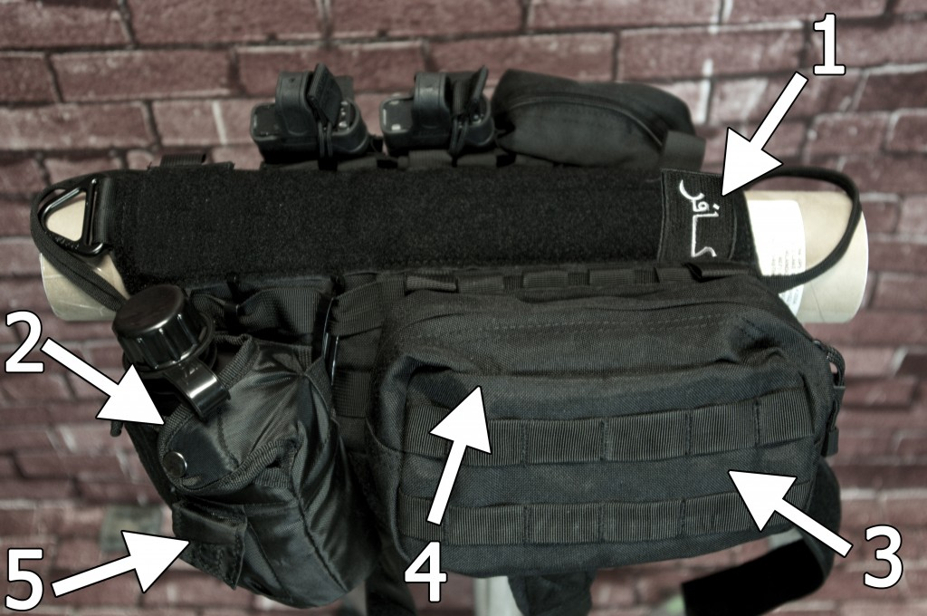 Vest With Molle Capable Attachments