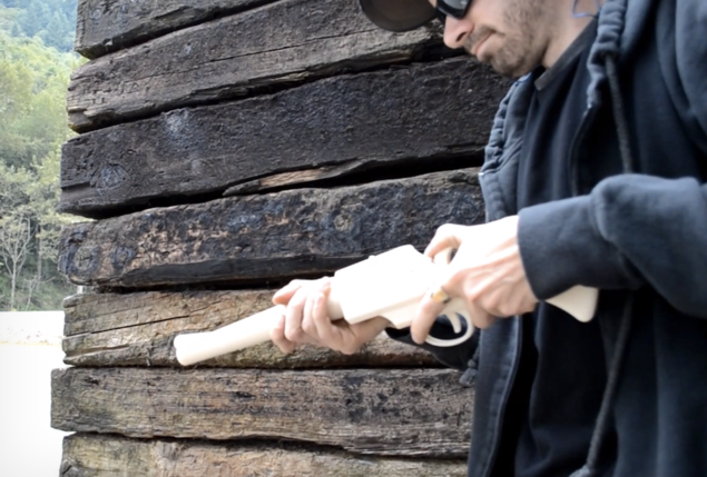3D Printed Rifle Sets The Mark